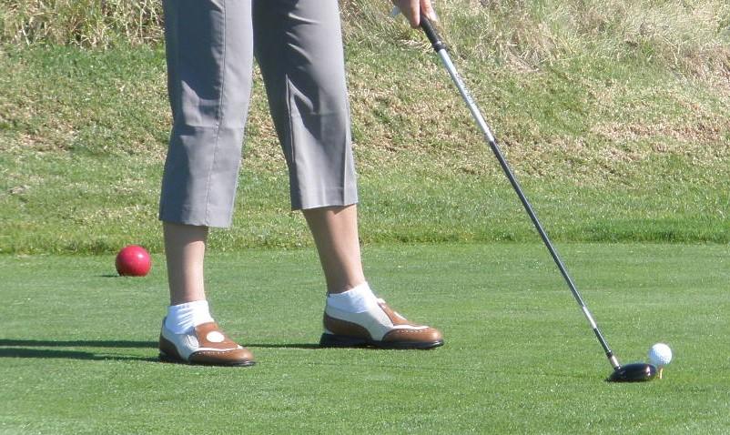 Koučink psychologie golfu