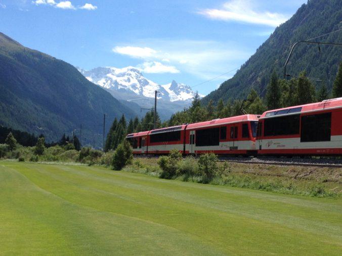 Golf Švýcarsko