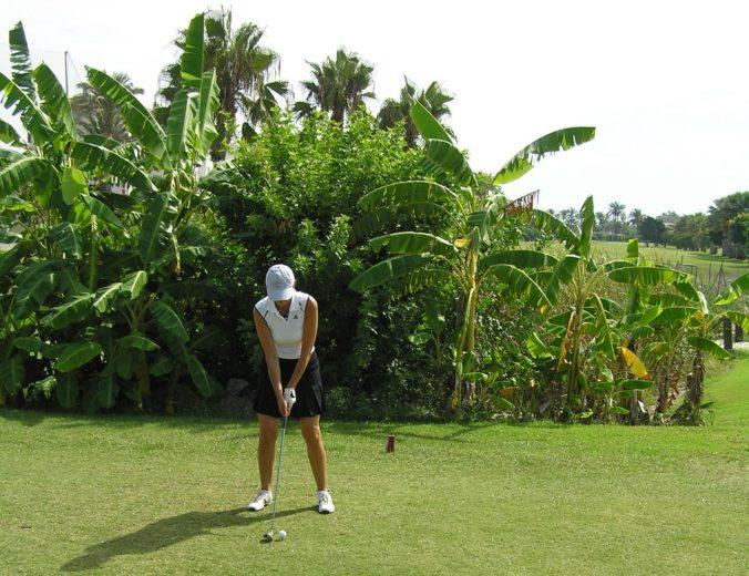 golfový kurz