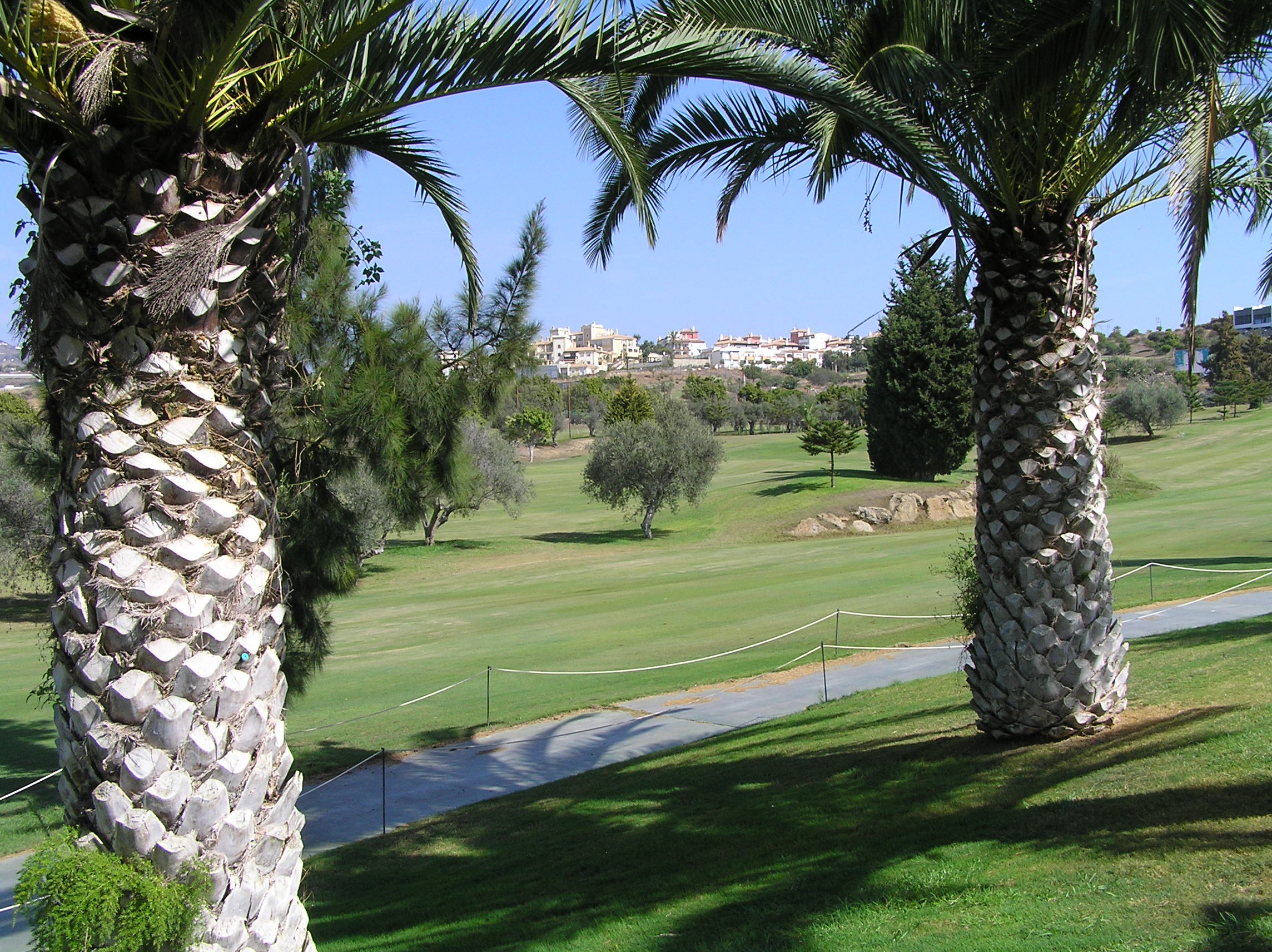 Golf Andaluzie