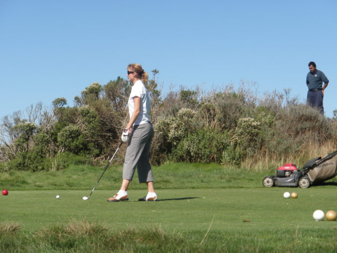 kurzy golfu