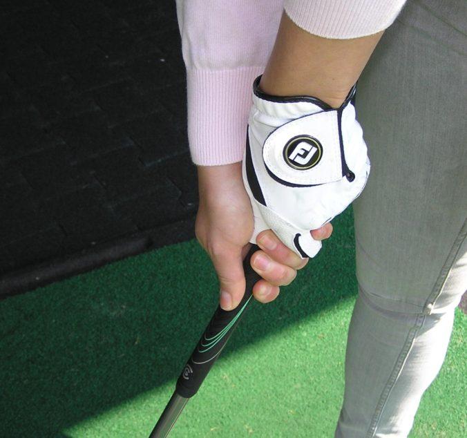 Technika golfu