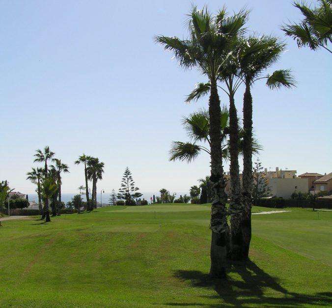 výuka golfu